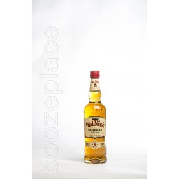 boozeplace Old Nick gold rum