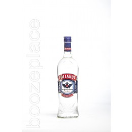boozeplace Poliakov vodka wit liter