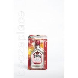 boozeplace Flask Gibson gin