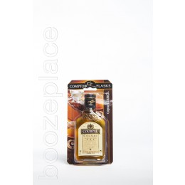 boozeplace Flask cognac Courcel